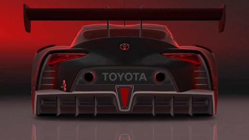 Toyota FT-1 Vision Gran Turismo virtual racer debuts Image #263601