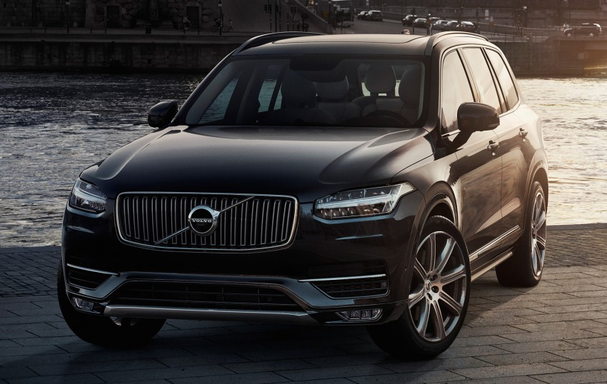 2015 Volvo XC90 First Edition – limited run of 1,927 vehicles, only available through online sales Image #266693