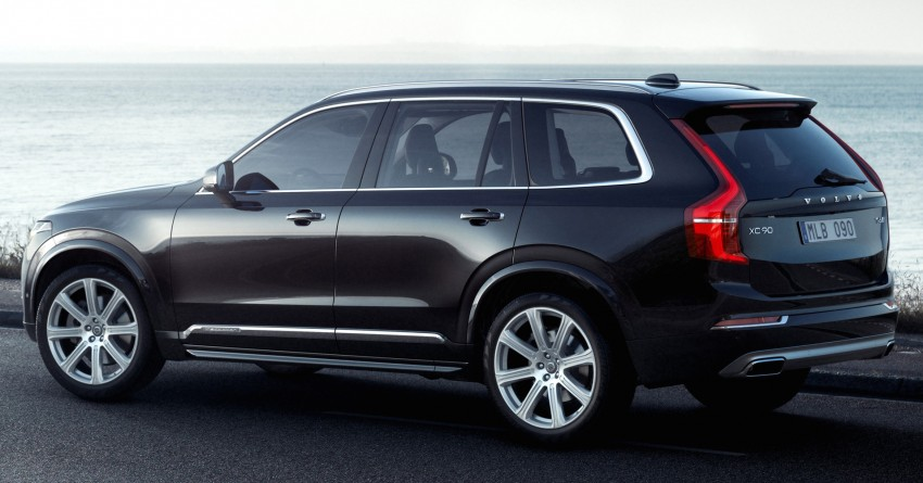 2015 Volvo XC90 First Edition – limited run of 1,927 vehicles, only available through online sales Image #266694