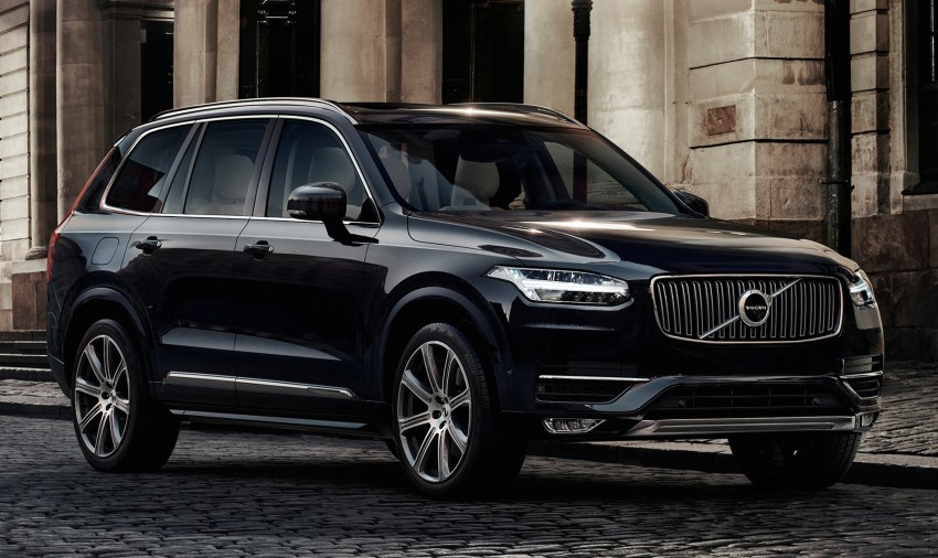 2015 Volvo XC90 First Edition – limited run of 1,927 vehicles, only available through online sales Image #266695