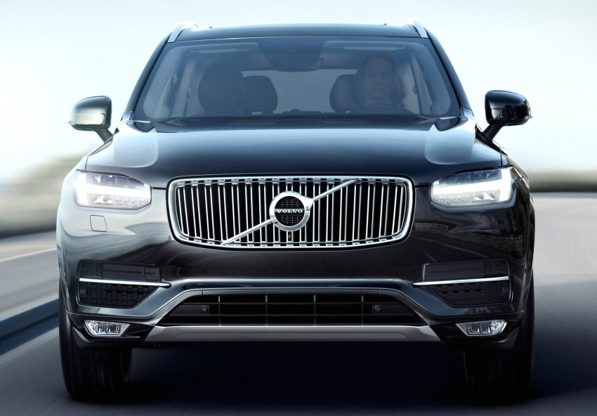 2015 Volvo XC90 First Edition – limited run of 1,927 vehicles, only available through online sales Image #266696
