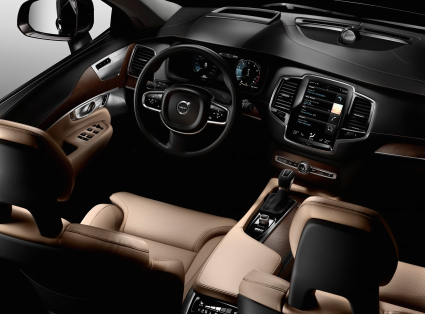 2015 Volvo XC90 First Edition – limited run of 1,927 vehicles, only available through online sales Image #266697