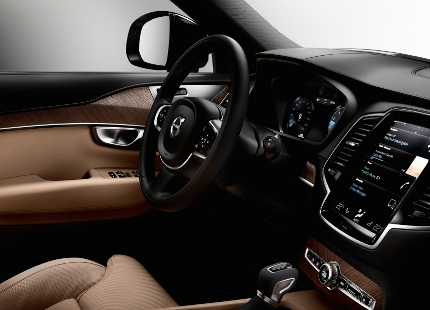 2015 Volvo XC90 First Edition – limited run of 1,927 vehicles, only available through online sales Image #266698