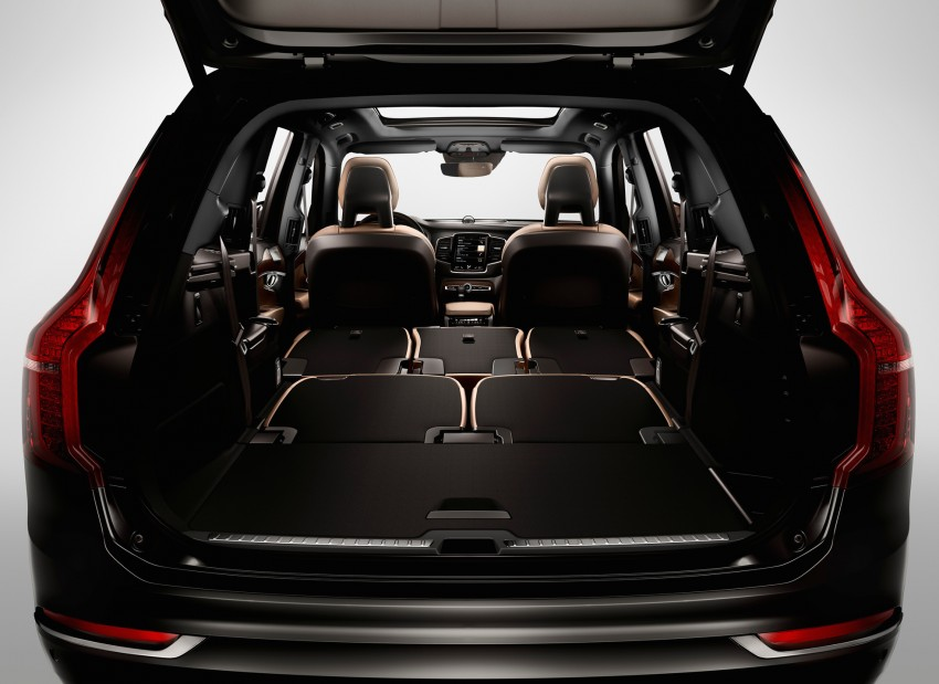 2015 Volvo XC90 First Edition – limited run of 1,927 vehicles, only available through online sales Image #266699