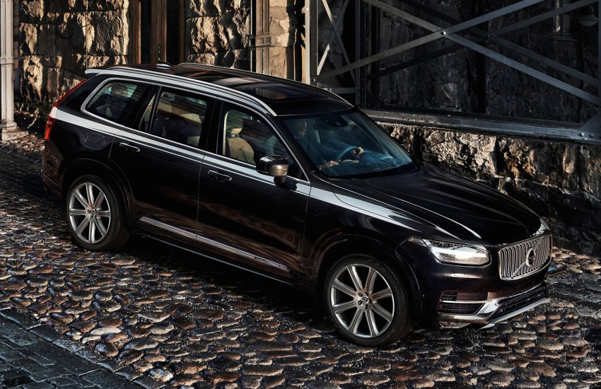 2015 Volvo XC90 First Edition – limited run of 1,927 vehicles, only available through online sales Image #266701