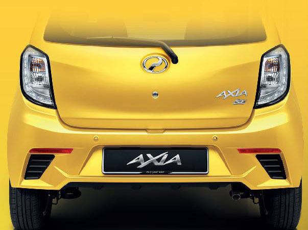 2014 Perodua Axia – first details on specifications and prices of the 1.0 litre E, G, SE and Advance variants Image #264140