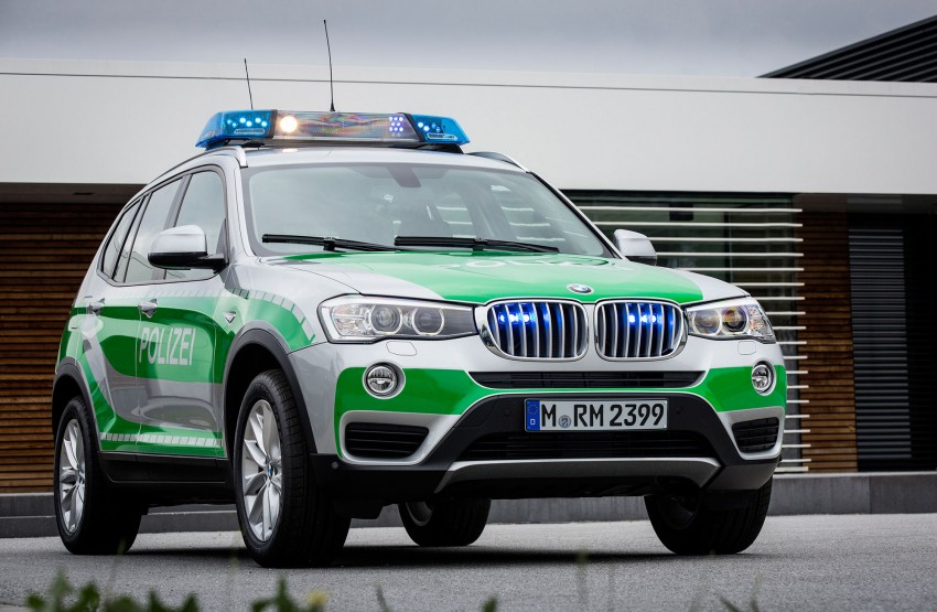 BMW X5 Security Plus debuts at Moscow 2014 Image #266857