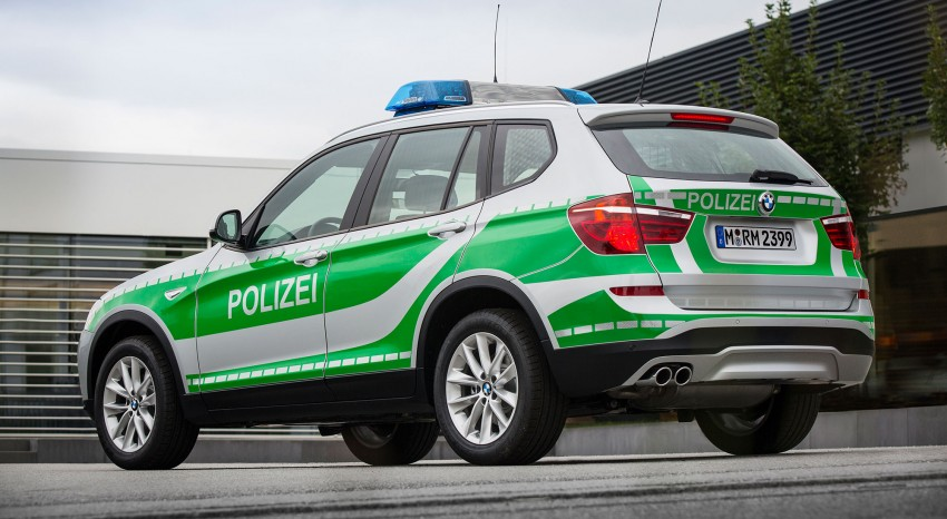 BMW X5 Security Plus debuts at Moscow 2014 Image #266868