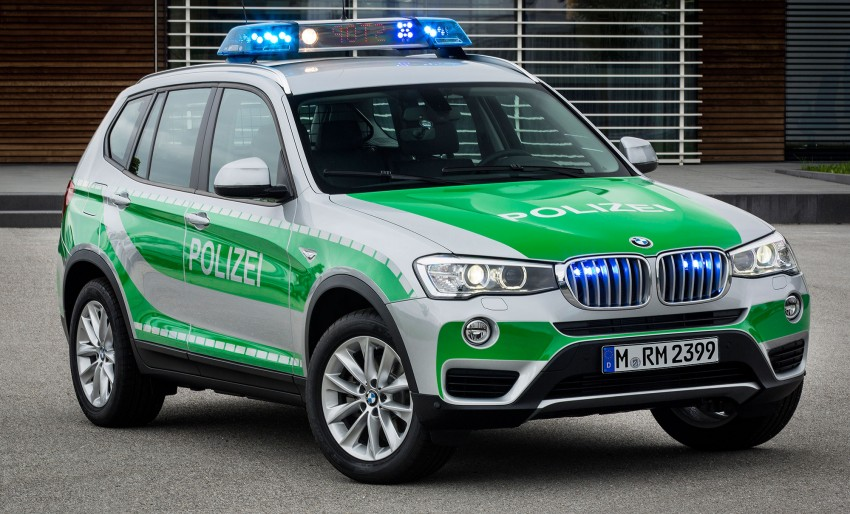BMW X5 Security Plus debuts at Moscow 2014 Image #266870