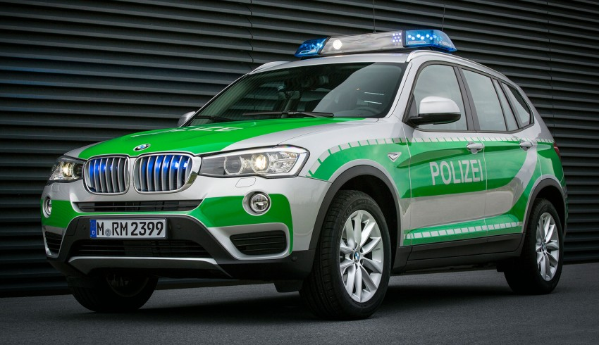 BMW X5 Security Plus debuts at Moscow 2014 Image #266873