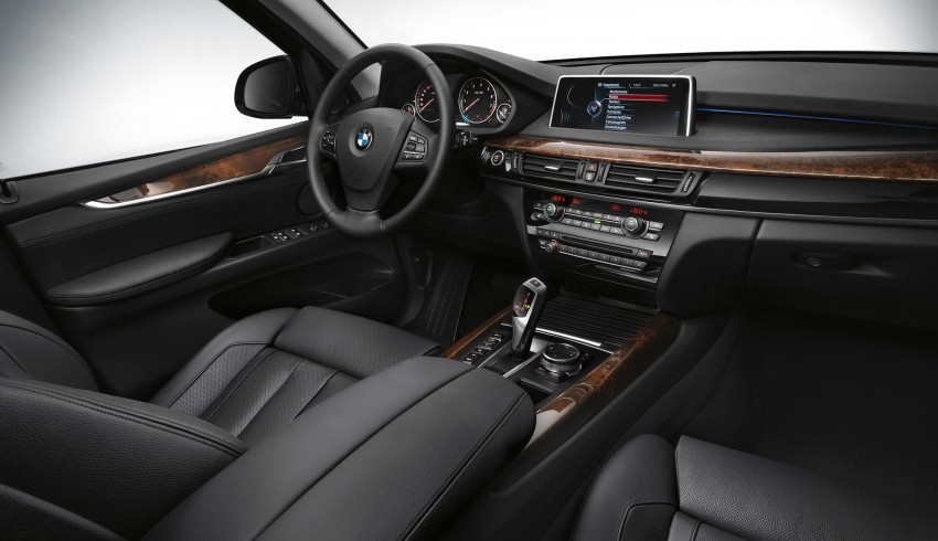 BMW X5 Security Plus debuts at Moscow 2014 Image #266876