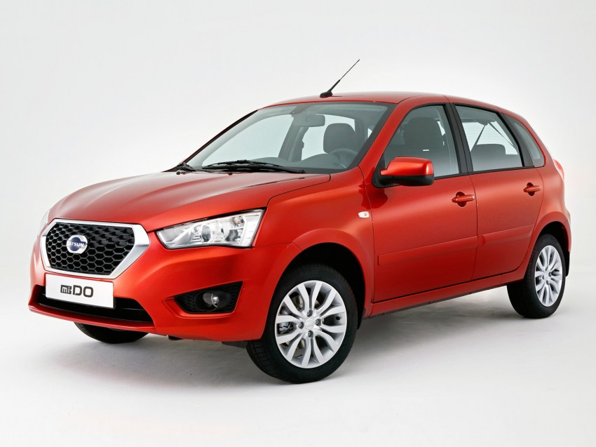 Datsun mi-DO debuts in Moscow – it's an on-DO hatch Image #266906