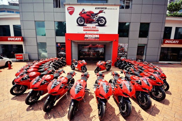 Ducati 899 Panigale Now Thai Assembled Rm89 888