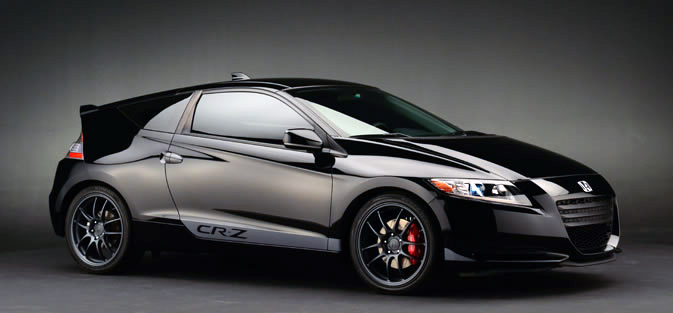 Honda Cr Z Gets Hpd Supercharger Kit 197 Hp Auto Breaking News