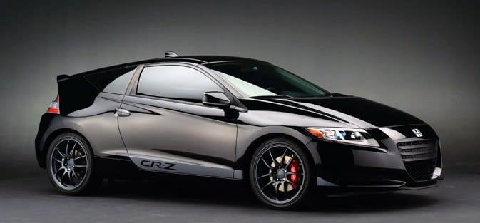 Honda Cr-z Gets Hpd Supercharger Kit