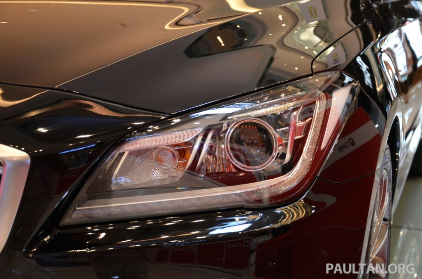 Hyundai Genesis previewed in Malaysia with 3.8L V6 Image #264644