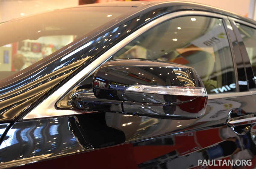Hyundai Genesis previewed in Malaysia with 3.8L V6 Image #264633