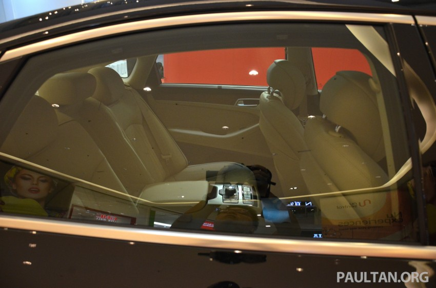 Hyundai Genesis previewed in Malaysia with 3.8L V6 Image #264632
