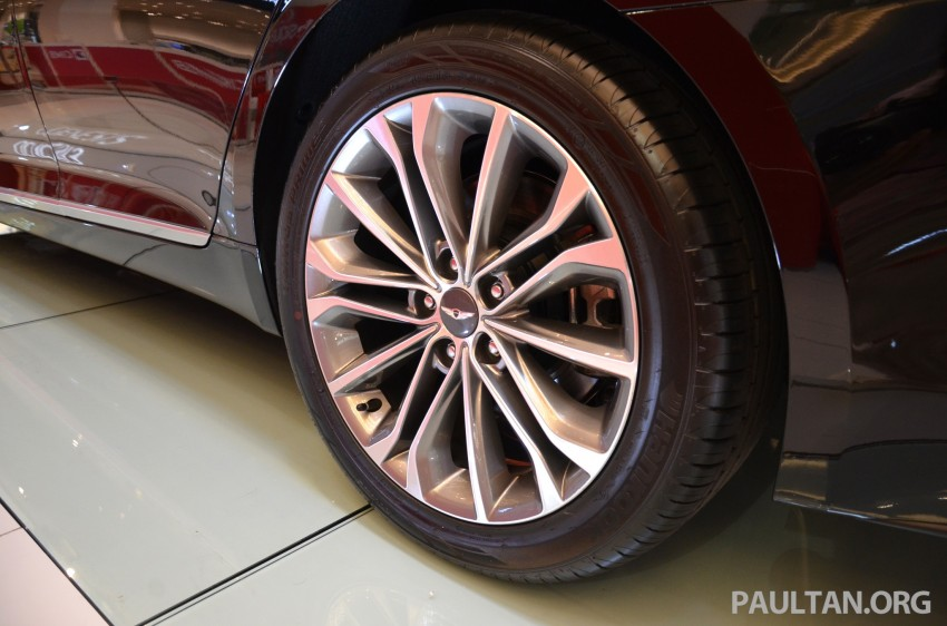 Hyundai Genesis previewed in Malaysia with 3.8L V6 Image #264650