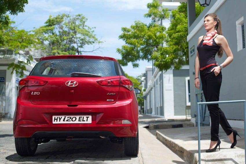 Hyundai i20 – second-gen shown ahead of Paris debut Image #262993