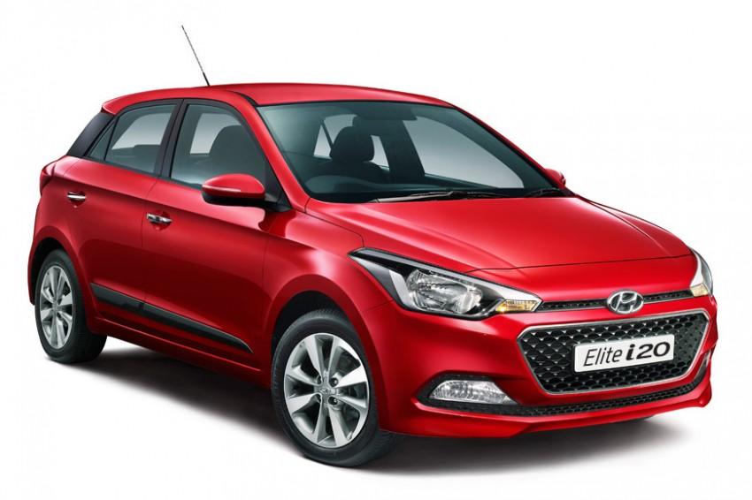 Hyundai i20 – second-gen shown ahead of Paris debut Image #262998