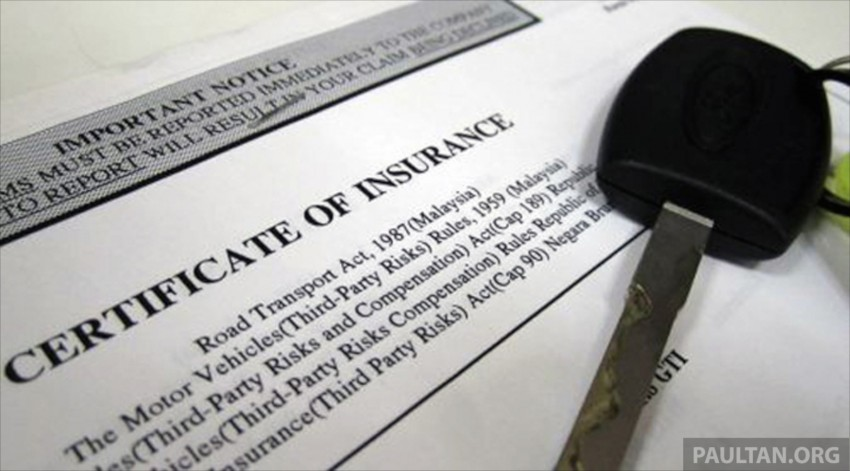 Motor insurance claims rise to RM1.38 bil in Q1 2014 Image #261540