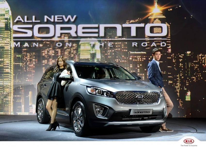 2015 Kia Sorento unveiled in South Korea – more pics! Image #267269