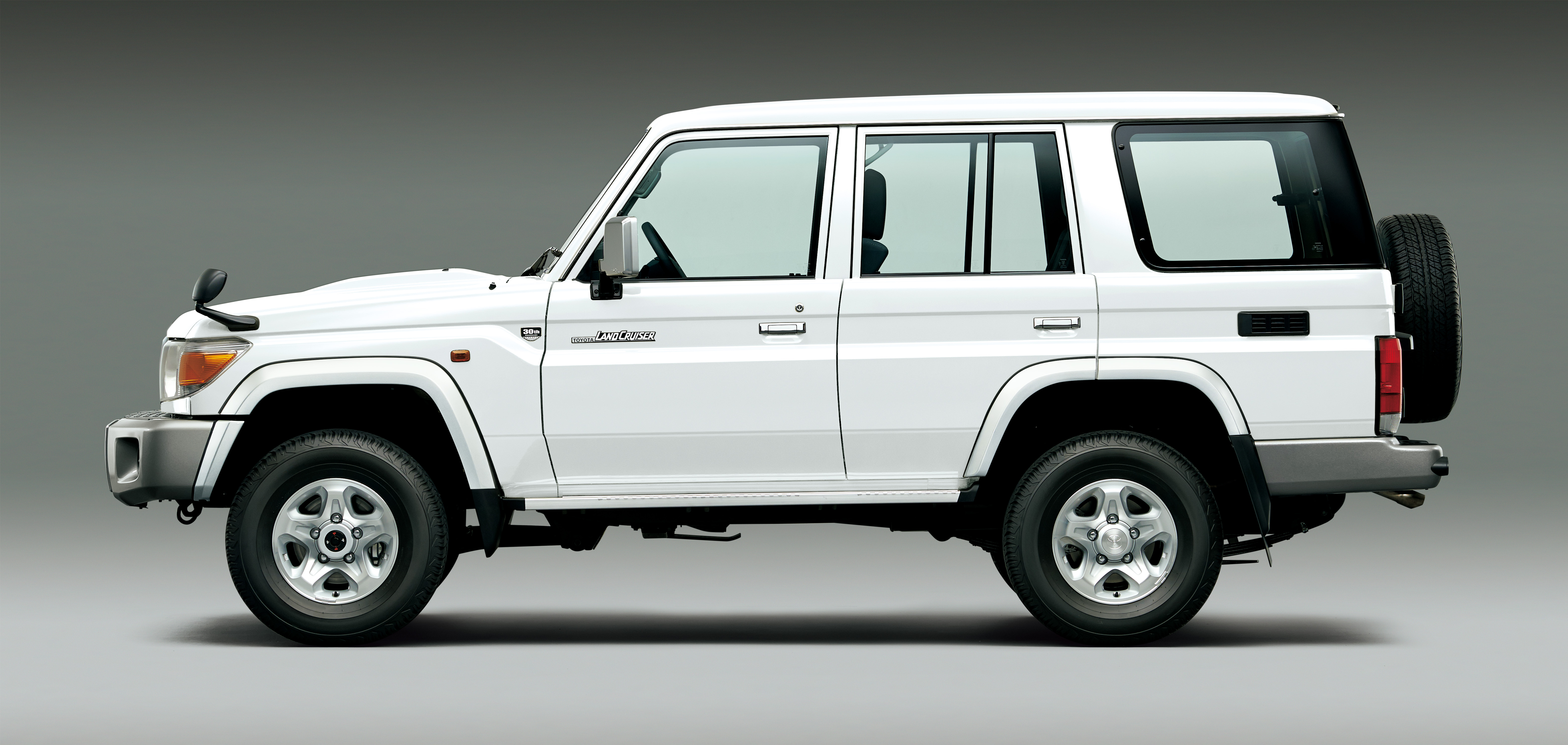 Toyota Land Cruiser 70 Rereleased In Japan For 1 Year Paul
