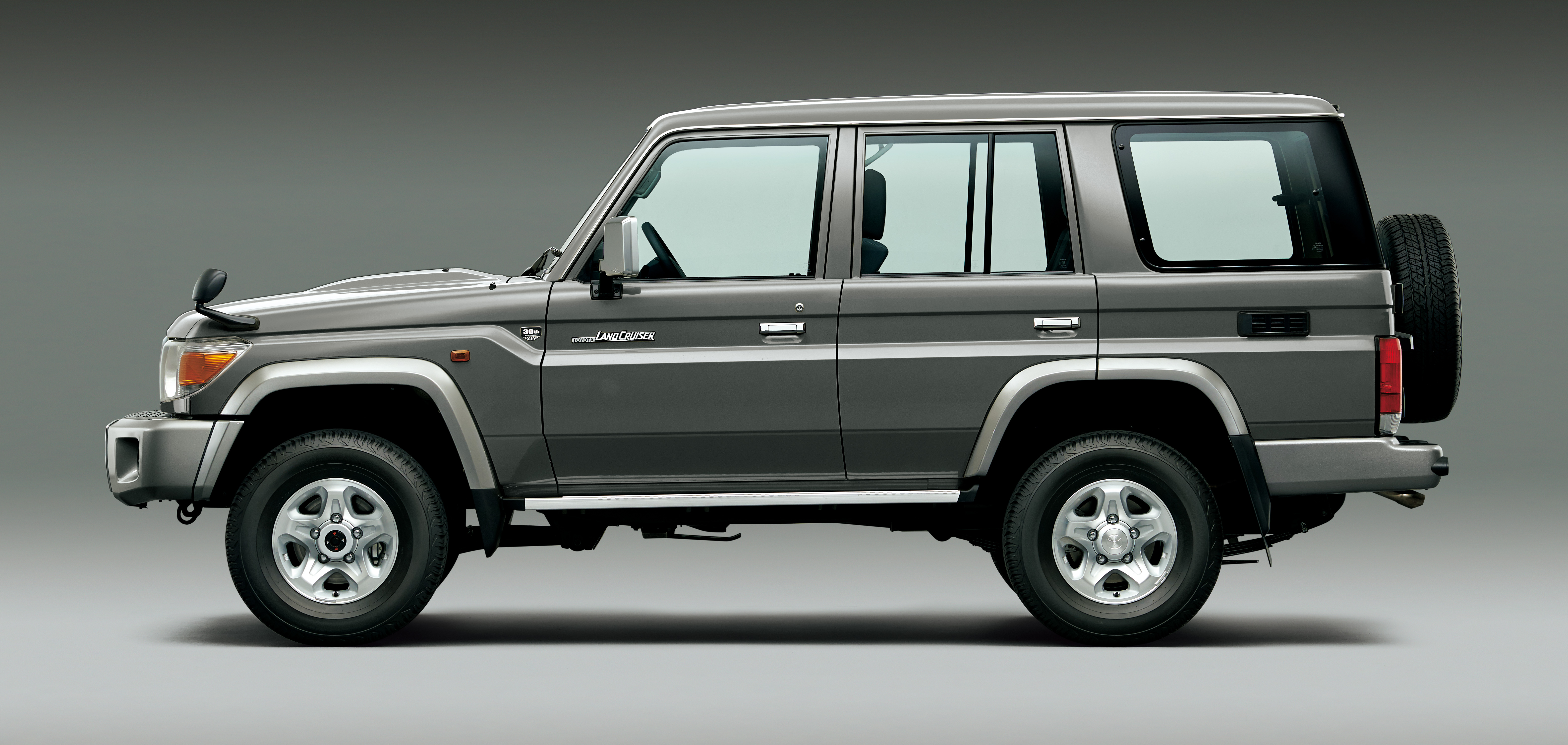 Toyota Land Cruiser 70 Rereleased In Japan For 1 Year