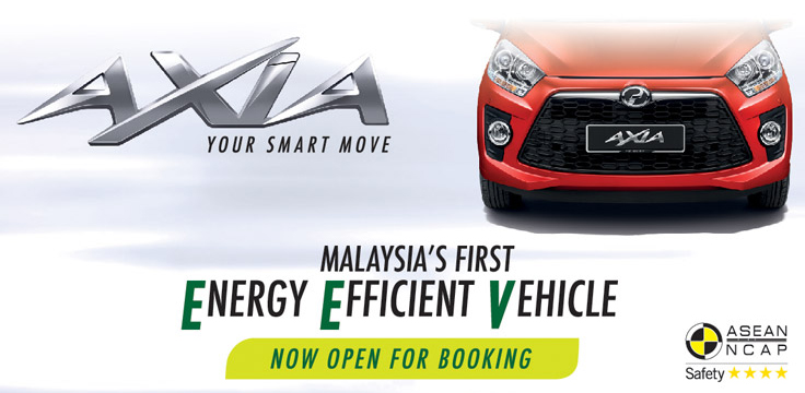 Perodua Axia – SE face revealed, yet more details Image #263722
