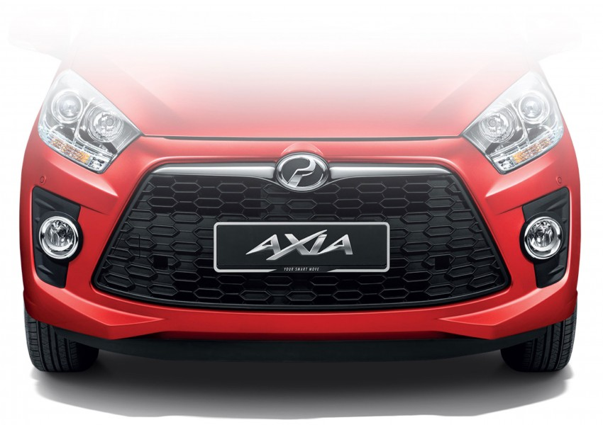 DRIVEN: Perodua Axia, first impressions of the EEV Image #271983