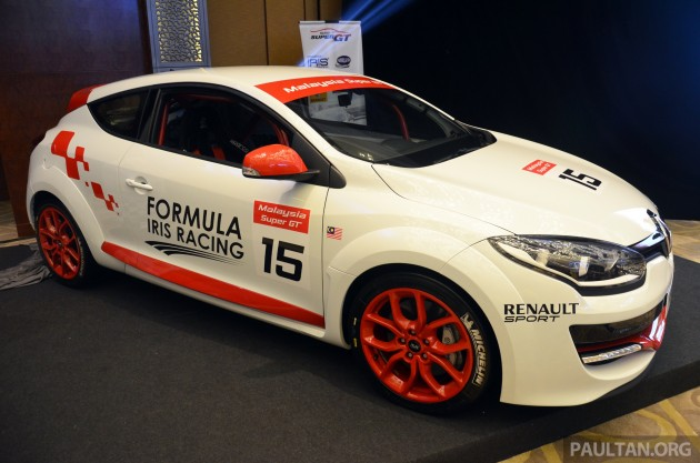 Renault Megane Rs 265 Cup Facelift Malaysia Super