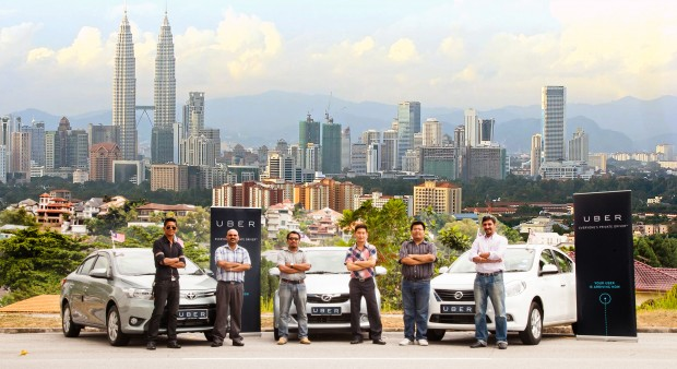 Taxi companies want SPAD to take action against Uber Image #265870