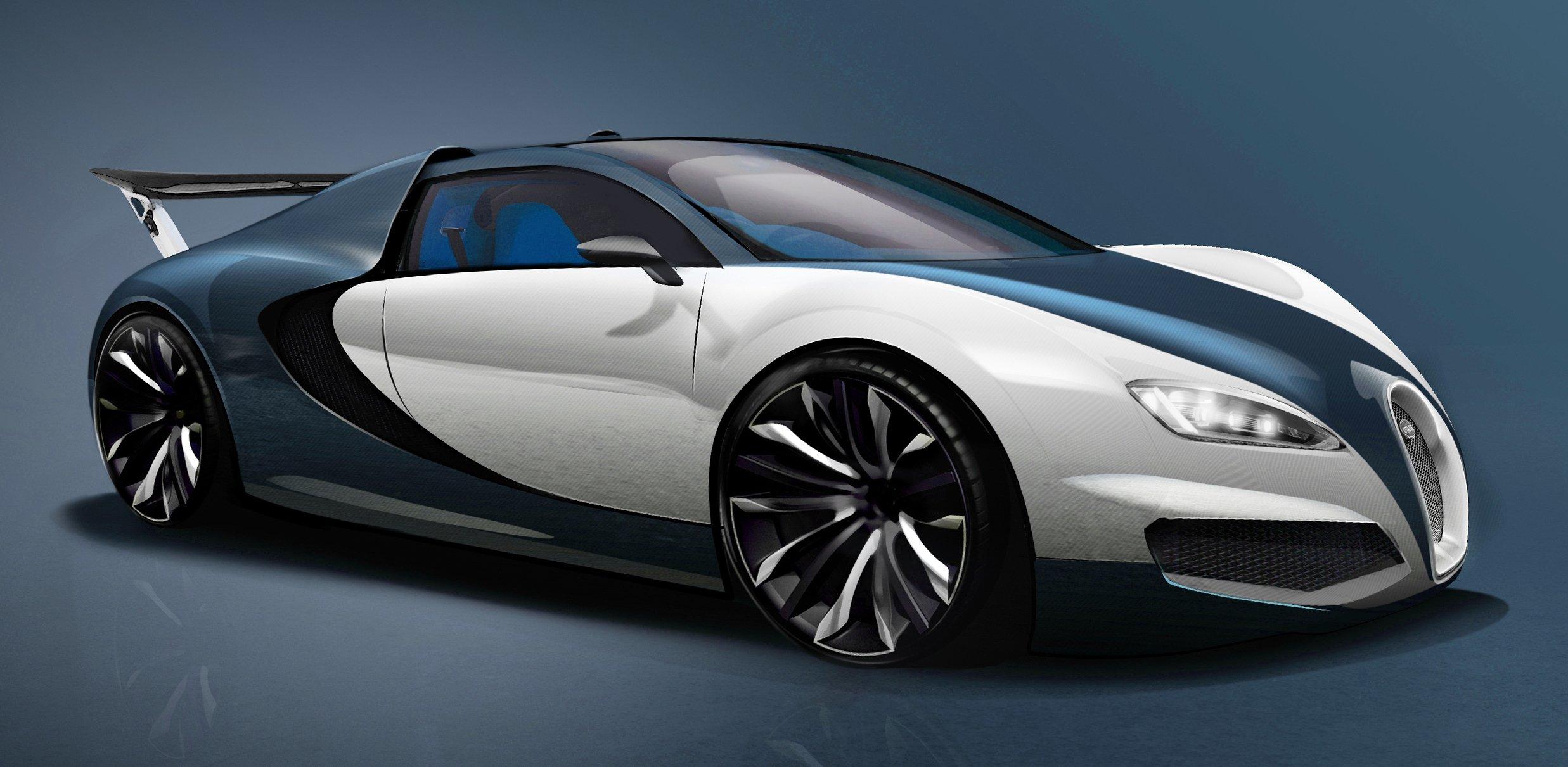 bugatti veyron wild 1 500 hp successor due in 2016. Black Bedroom Furniture Sets. Home Design Ideas