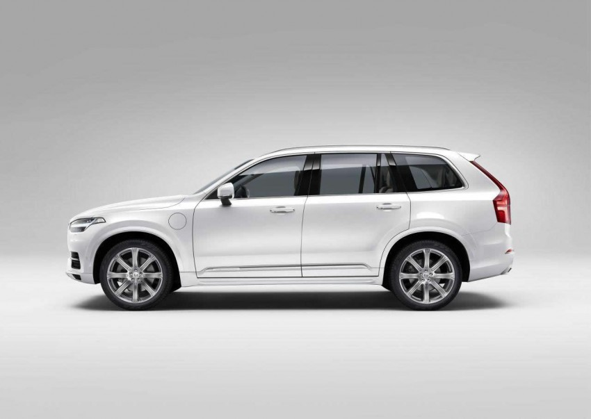 2015 Volvo XC90 leaked – full details to come later Image #266089