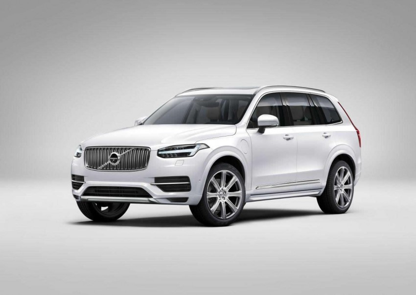 2015 Volvo XC90 leaked – full details to come later Image #266090