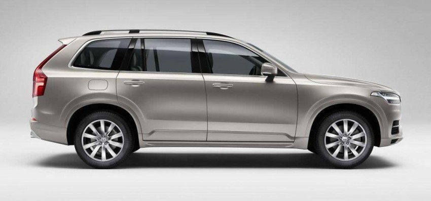 2015 Volvo XC90 leaked – full details to come later Image #266093