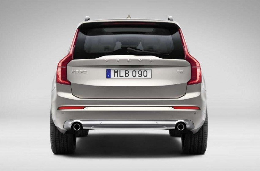 2015 Volvo XC90 leaked – full details to come later Image #266094