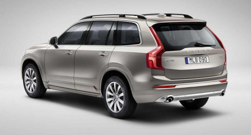 2015 Volvo XC90 leaked – full details to come later Image #266095