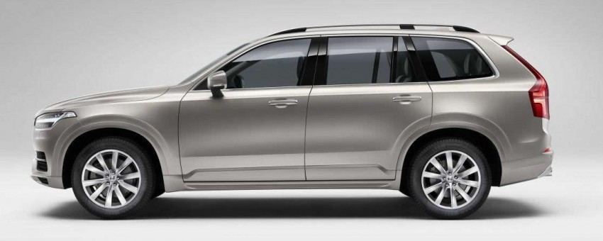 2015 Volvo XC90 leaked – full details to come later Image #266096