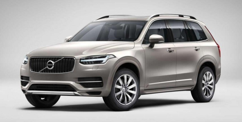 2015 Volvo XC90 leaked – full details to come later Image #266097