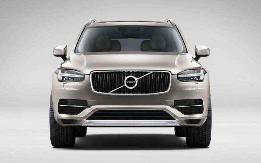 2015 Volvo XC90 leaked – full details to come later Image #266098