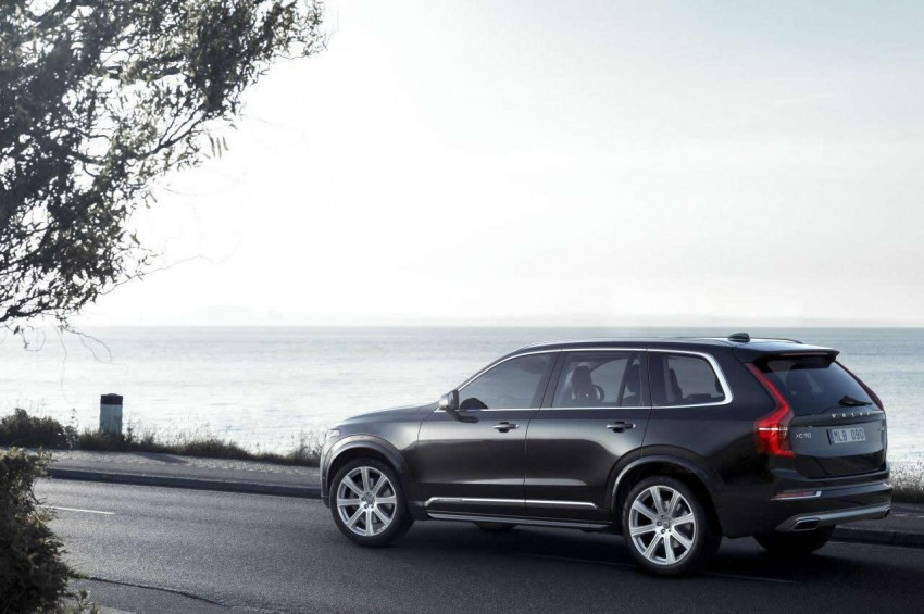 2015 Volvo XC90 leaked – full details to come later Image #266099