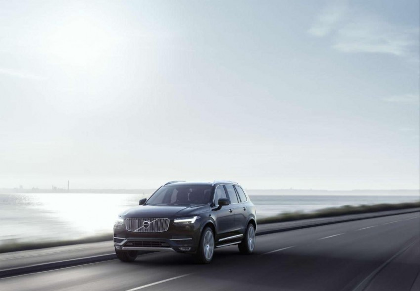 2015 Volvo XC90 leaked – full details to come later Image #266102
