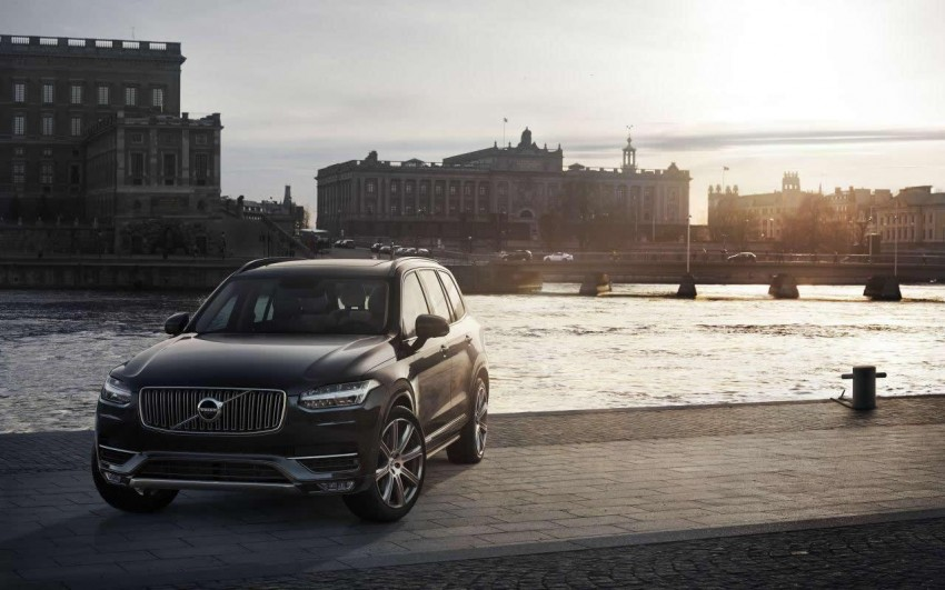 2015 Volvo XC90 leaked – full details to come later Image #266105