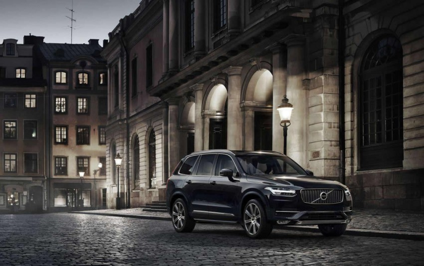 2015 Volvo XC90 leaked – full details to come later Image #266106
