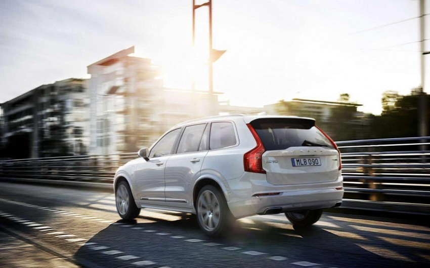 2015 Volvo XC90 leaked – full details to come later Image #266108
