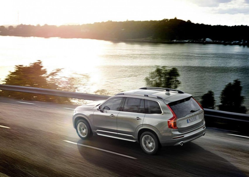 2015 Volvo XC90 leaked – full details to come later Image #266109