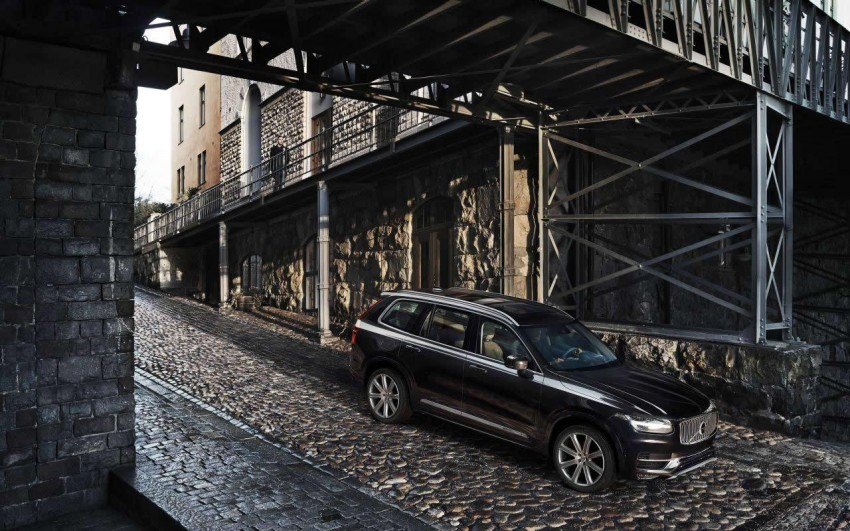 2015 Volvo XC90 leaked – full details to come later Image #266111