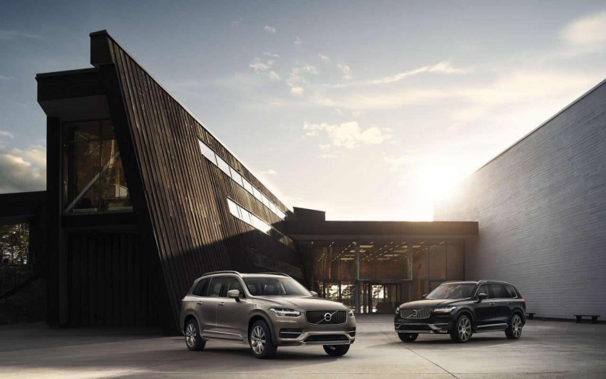 2015 Volvo XC90 leaked – full details to come later Image #266114